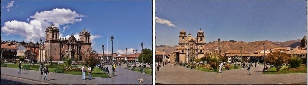 Cusco, Peru - Plaza de Armas - day1