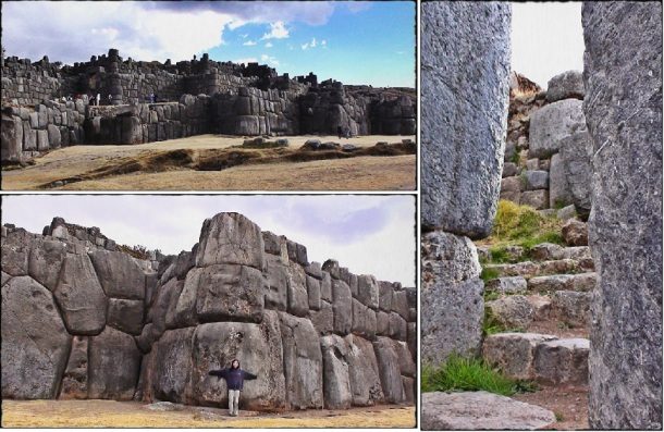 Cusco, Peru - Saksaywaman - day2